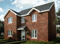 4 bed new house in Greenmeadows, Caerleon...