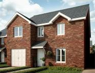 4 bed new home in Greenmeadows, Caerleon...