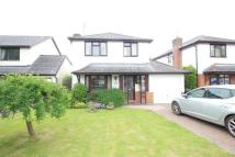 4 bedroom Detached property for sale in Cambria Close, Caerleon...