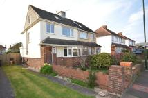 Shoreham-by-sea semi detached house for sale