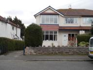 4 bedroom semi detached home to rent in Llannerch Road West...