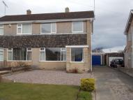 3 bed semi detached house to rent in Pendyffryn...