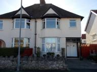 Ground Flat to rent in Penrhyn Avenue...
