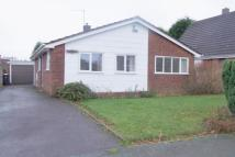 3 bedroom Detached Bungalow in Ryton Way, Stirchley...