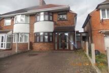 semi detached house in Fowey Road, Birmingham