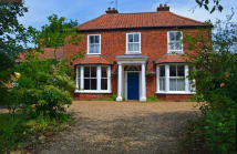 Detached home for sale in Chapel Road, Dersingham