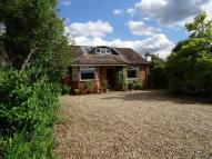 Detached Bungalow in Hackwood Lane, Cliddesden