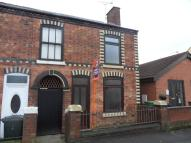 Terraced house in Burnthouse Road, Heanor...