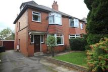 4 bedroom semi detached property for sale in Wensley Road...