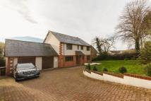 Detached home in Western Road, Crediton