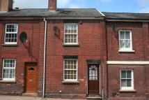 2 bed Terraced house in High Street, Crediton