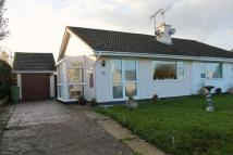 Semi-Detached Bungalow for sale in Tedburn St Mary
