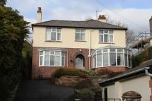 Detached house for sale in CREDITON