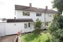 3 bedroom semi detached home for sale in Newton St Cyres
