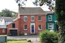 Terraced home in Crediton
