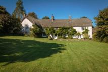 Detached home for sale in Copplestone, Crediton