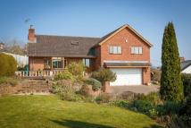 Detached property in Western Road, Crediton