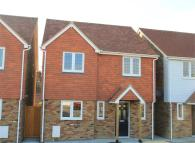 Detached house in Orchard Way, Westfield...