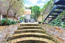Terraced property in Paultons Square, Chelsea...