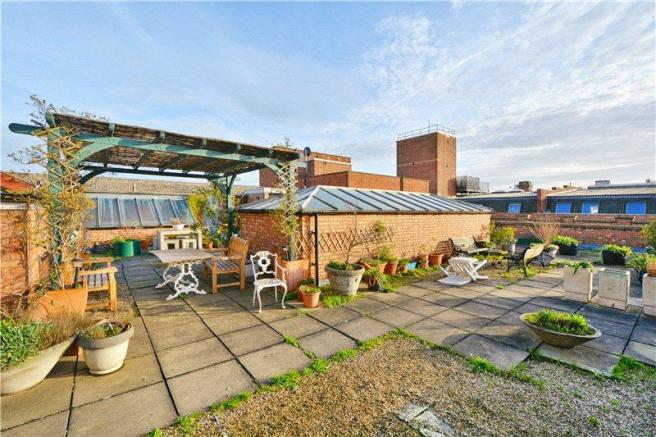 Roof Terrace Shared