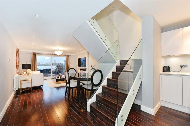 Stairs/Gf Reception