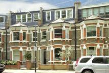 4 bed Terraced home for sale in Favart Road...