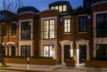 4 bed new house in Hurlingham Terrace...