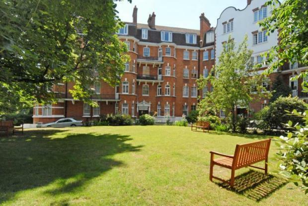 4 bedroom flat for sale in Kings Gardens West Hampstead London NW6