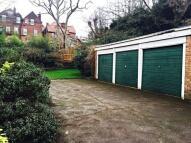 Garage for sale in Netherhall Gardens...