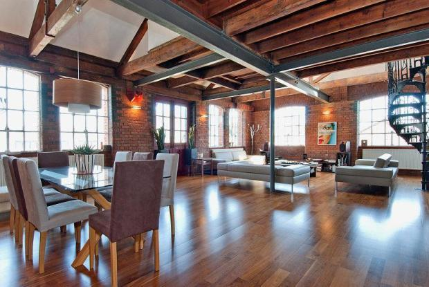 2 bedroom flat for sale in Saddlers Loft, 174 Tower Bridge ...