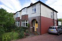 3 bedroom semi detached home in Beechwood Avenue...