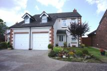 4 bed Detached property for sale in The Steadings, Thursby...