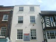 Flat to rent in New Street, Worcester ,