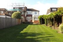 3 bed semi detached house in Prince George Avenue