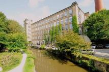 Apartment to rent in Clarence Mill, Bollington