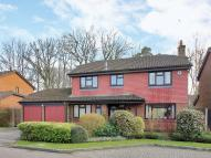 4 bedroom Detached house in Salehurst Road, Worth...