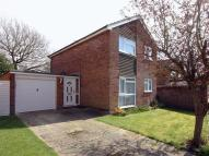 Detached property in St Catherines Road...