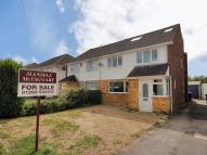 4 bedroom semi detached home for sale in Burns Road, Pound Hill...