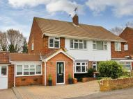 semi detached house for sale in The Croft, Gossops Green...