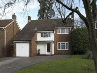 Detached house in Woodlands, Pound Hill...