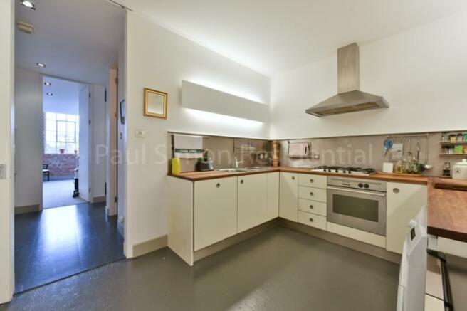 Kitchen To Hallway
