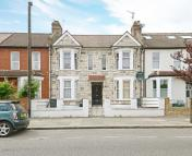 Terraced property in Woodlands Park Road...