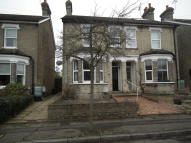 3 bedroom semi detached home in Audley Road, Colchester...