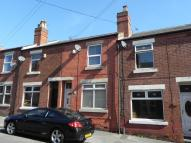 Terraced house in Edwin Street, Arnold...