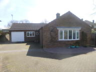 2 bed Detached Bungalow in Clay Lake, Spalding...