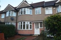 3 bedroom Terraced home to rent in Currey Road, Greenford...