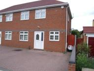 semi detached property in Melbury Avenue...