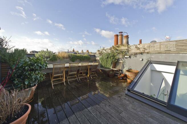 Roof Terrace alt vie