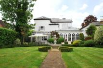 Detached house in Ditton Road, Surbiton