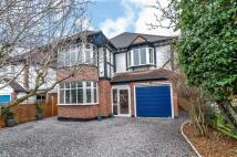 Park Road Detached house for sale